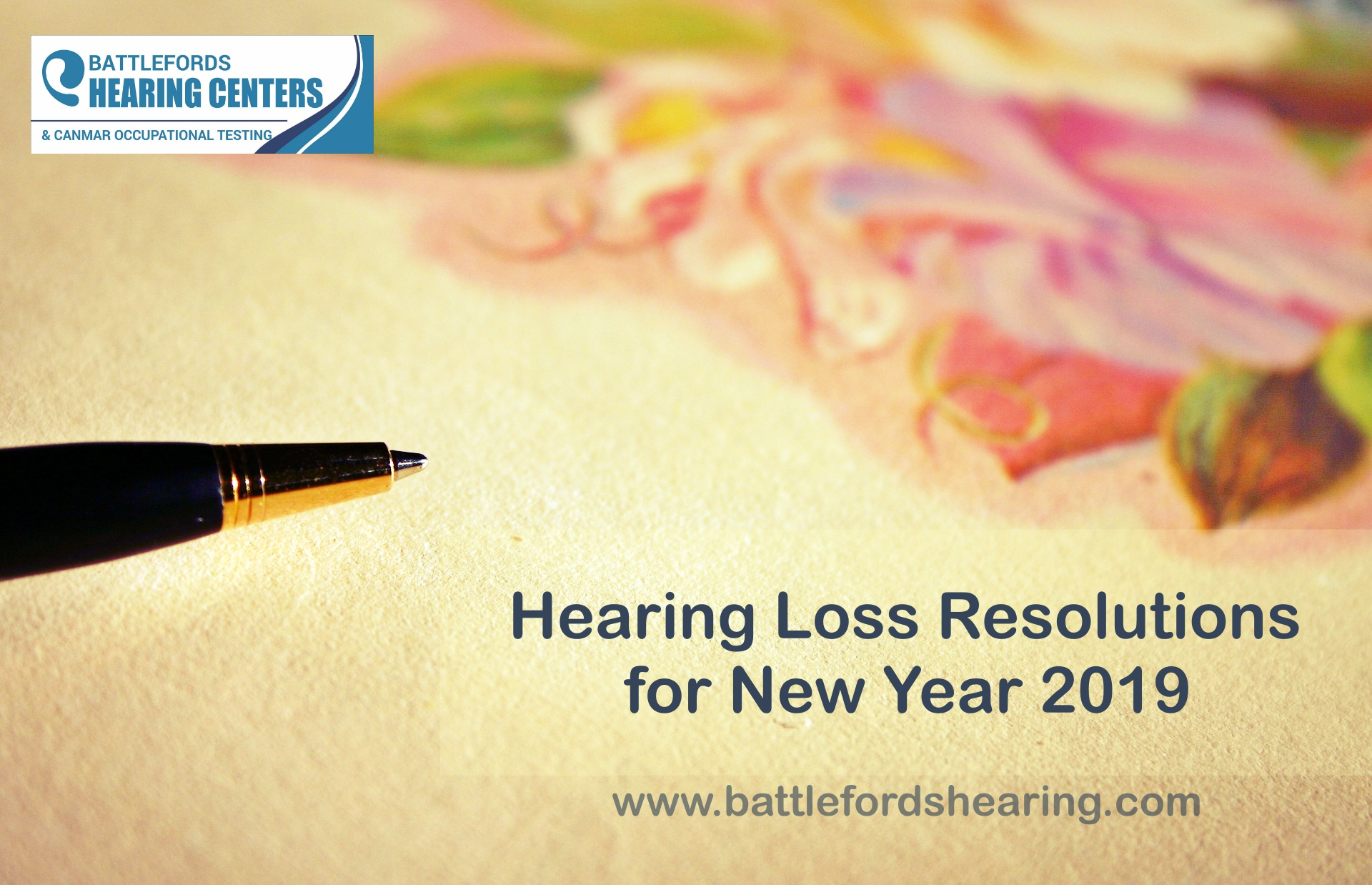 New Year, New You!  Top 5 Healthy Hearing Resolutions to Welcome NEW YEAR 2019