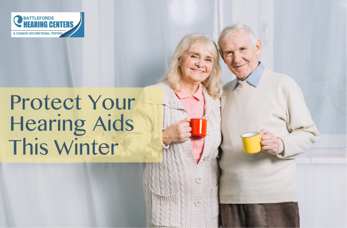 Here's How To Protect Your Hearing Aids This Winter